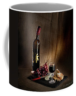 In Love With Chiaroscuro Light Coffee Mug