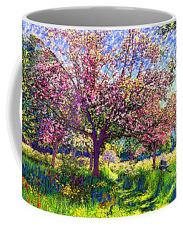 In Love With Spring, Blossom Trees Coffee Mug