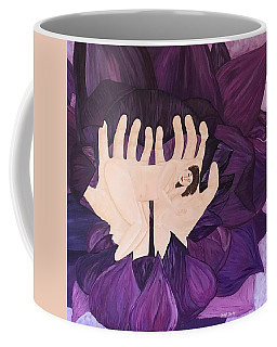 In Loving Hands Coffee Mug
