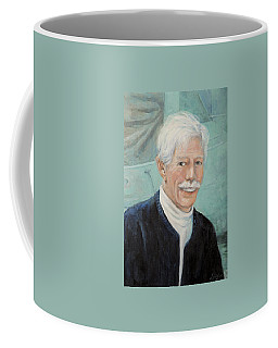 In Memory Of Uncle Bud Coffee Mug by Donna Tucker