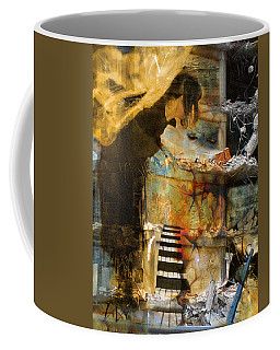 Crumble-metamorphosis Begins Coffee Mug
