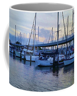 In My Dreams Sailboats Coffee Mug