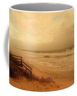 In My Dreams The Ocean Sings - Jersey Shore Coffee Mug