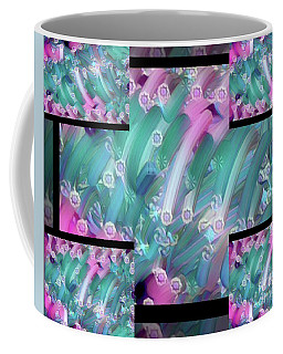 In Need Abstract  Coffee Mug by Gayle Price Thomas