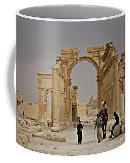 In Old Palmyra Coffee Mug by Cendrine Marrouat