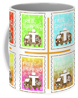 In Person With Love Coffee Mug