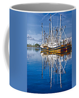 In Port Coffee Mug