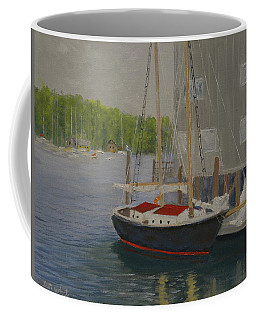 In Port Coffee Mug