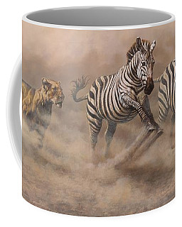In Pursuit Coffee Mug