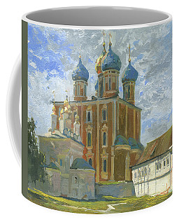 In Ryazan Kremlin Coffee Mug
