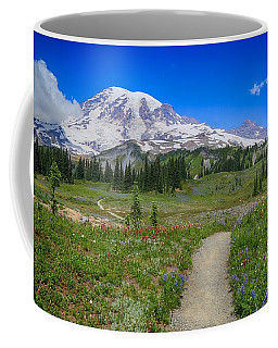 In Search Of Wildflowers Coffee Mug
