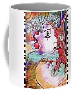 Coffee Mug featuring the digital art In Season by Jennifer Page