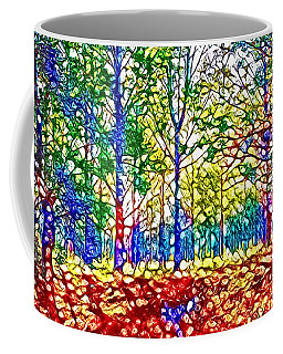 In Spite Off The Trees Coffee Mug