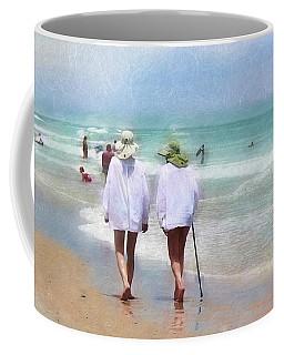 In Step With Life Coffee Mug