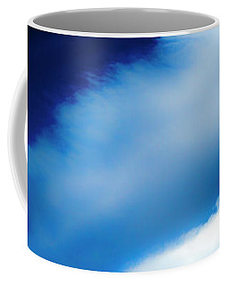 Coffee Mug featuring the photograph In The Air by Eric Christopher Jackson
