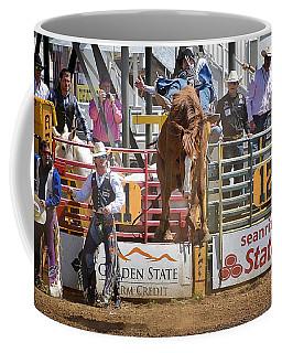 In The Air Coffee Mug