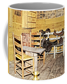 In The Barn Coffee Mug