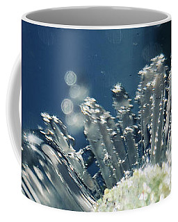 In The Big Blue Coffee Mug