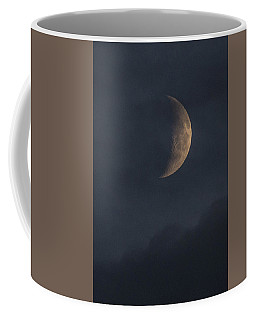Coffee Mug featuring the photograph In The Blue Hours by Alex Lapidus