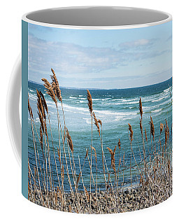 In The Breeze Coffee Mug