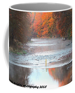 In The Early Morning Mist Coffee Mug