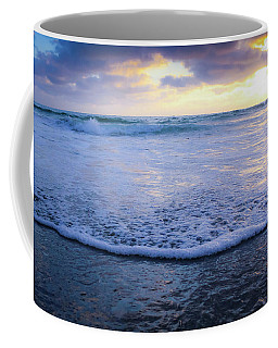 Coffee Mug featuring the photograph In The Evening by Alison Frank