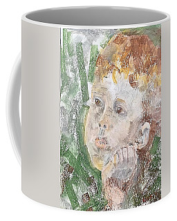 In The Eyes Of A Child Coffee Mug