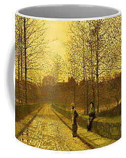 In The Golden Gloaming Coffee Mug