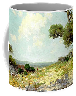 In The Hills Of Southwest Texas 1912 Coffee Mug
