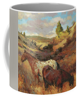 In The Hollow Coffee Mug