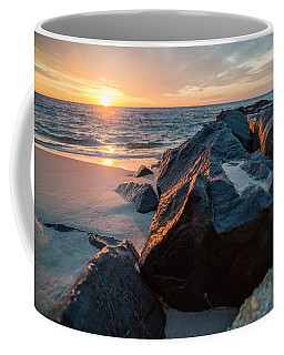 In The Jetty Coffee Mug