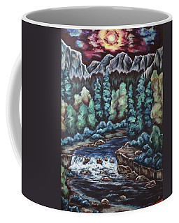 In The Land Of Dreams Coffee Mug