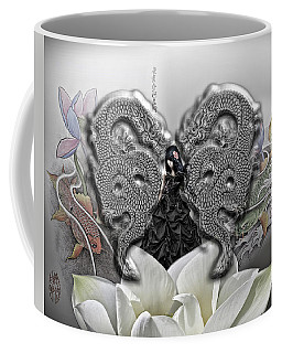 In The Land Of The Dragons Coffee Mug