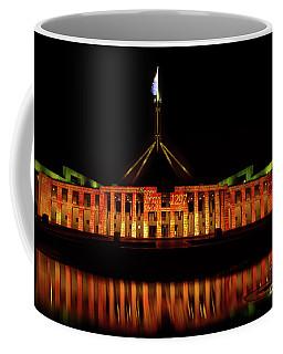 In The Light Of Magna Carta Coffee Mug