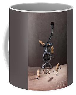 In The Meat Grinder 01 Coffee Mug