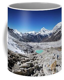 In The Middle Of The Cordillera Blanca Coffee Mug
