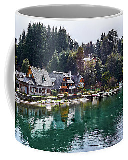 Rustic Museum In The Argentine Patagonia Coffee Mug