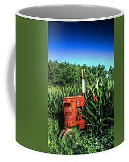 In The Midst Coffee Mug by Randy Pollard