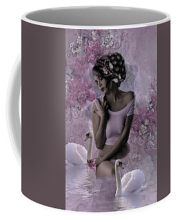 In The Mist Of The Morning Coffee Mug