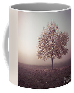 Coffee Mug featuring the photograph In The Mood For Fall by Hannes Cmarits