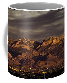 In The Morning Light Coffee Mug by Ed Clark