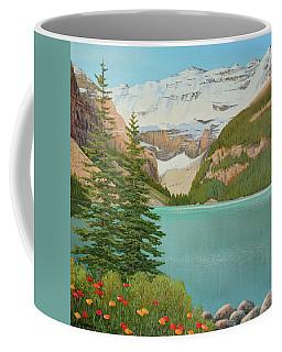 In The Mountain Air Coffee Mug