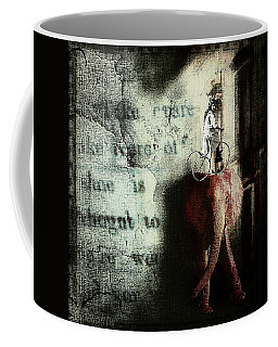 Coffee Mug featuring the digital art In The Night Nursery by Delight Worthyn