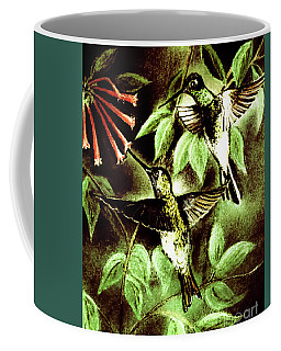 In The Palm Of His Hand Coffee Mug by Hazel Holland