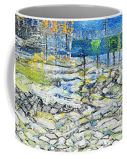 In The Park Coffee Mug by Evelina Popilian