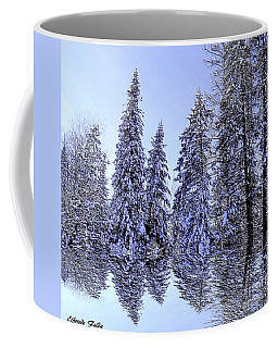 In The Pines Coffee Mug