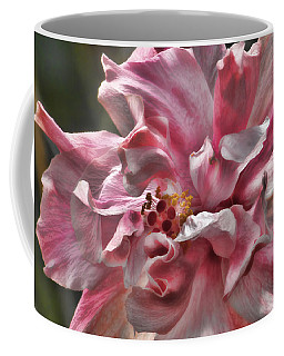Coffee Mug featuring the photograph In The Pink by HH Photography of Florida