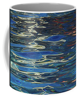 In The Pool Coffee Mug by Evelyn Tambour