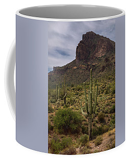 Coffee Mug featuring the photograph In The Presence Of The Supes  by Saija Lehtonen