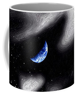 In The Quiet Of Your Mind Coffee Mug
